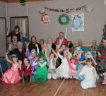 Празднование Рождества Христова в Каширском благочинии.