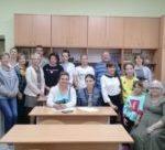 Родительское собрание хореографического и художественного отделения Воскресной школы.